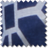 Kelso (Eyelet), Navy - Ready Made Curtains