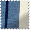 Whitworth Stripe Eyelet, Blue - Ready Made Curtains