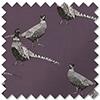 Pheasant, Heather - Roman Blind