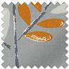 Scandi Sprig, Tangerine - Roman Blind