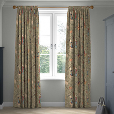 Xerxes, Moss - Made to Measure Curtains