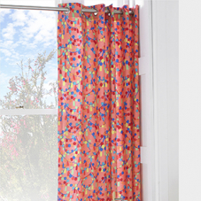 Pink Parade - Ready Made Curtains