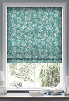 Caracus, South Pacific - Roman Blind