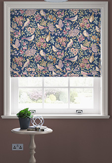 Heritage, Midnight - Roman Blind