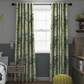 Atlas, Antique - Made to Measure Curtains