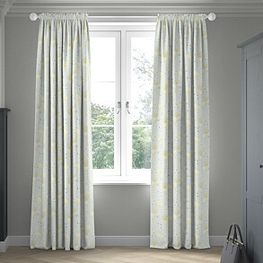 Bergen, Grey - Made to Measure Curtains