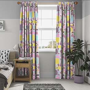 Carrie, Violet - Made to Measure Curtains