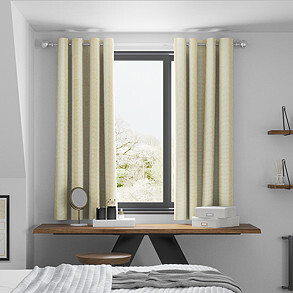 Castelli, Natural - Made to Measure Curtains