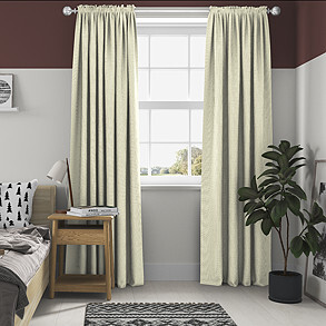 Devonshire, Cream - Made to Measure Curtains
