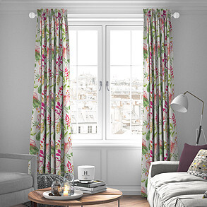 Fandango, Cassis - Made to Measure Curtains