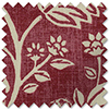 Heathland, Rouge - Made to Measure Curtains