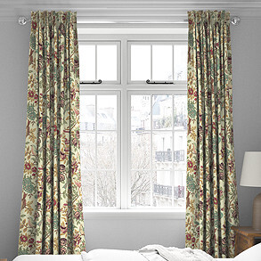 Heritage, Fern - Made to Measure Curtains