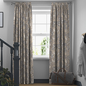 Heritage, Sandstone - Made to Measure Curtains