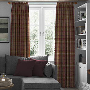Highland, Heather - Made to Measure Curtains