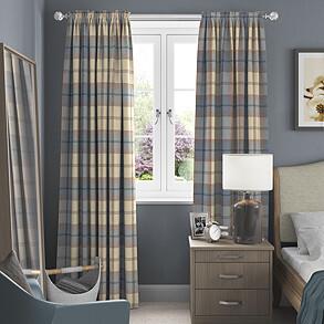 Highland, Sky - Made to Measure Curtains