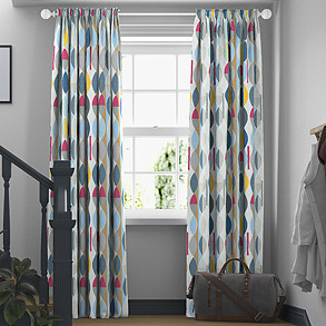 Mabel, Tutti Frutti - Made to Measure Curtains