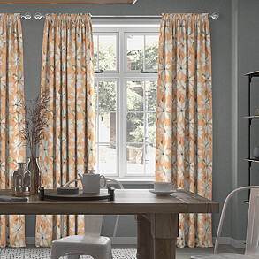 Olivia, Harvest - Made to Measure Curtains