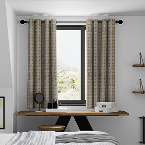 Pavillion, Grey - Made to Measure Curtains