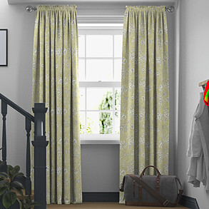 Summerby, Fennel - Made to Measure Curtains
