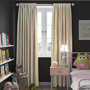 Tonto, Margarita - Made to Measure Curtains