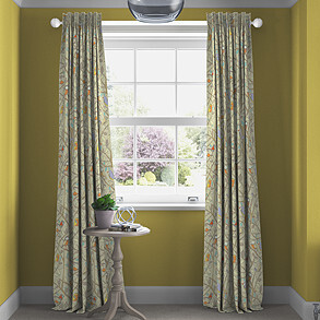 Tweety, Natural - Made to Measure Curtains