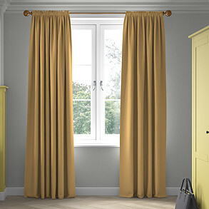Windsor, Sandstone - Made to Measure Curtains