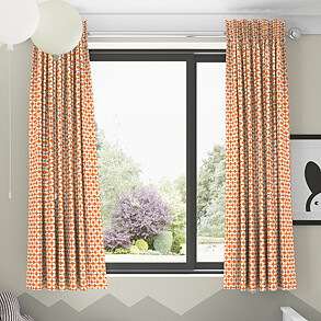 Zap, Jaffa - Made to Measure Curtains
