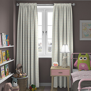 Zap, Paintbox - Made to Measure Curtains