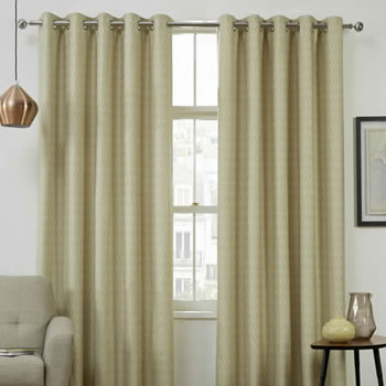 Cancoon, Citron - Ready Made Curtains